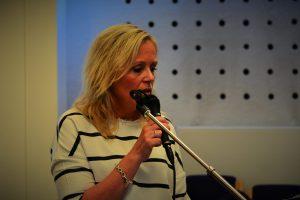 En flott alt-stemme og solist.